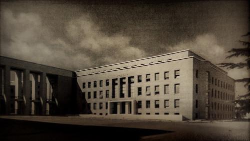 Instytut Higieny i Bakteriologii w kompleksie La Sapienza, Architettura (numero speziale), 1935