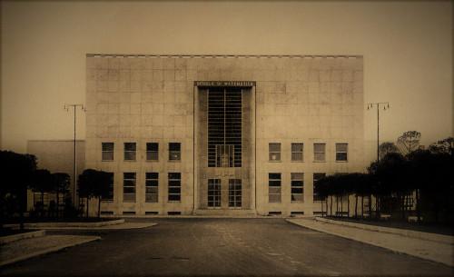Instytut Matematyki w kompleksie uniwersyteckim La Sapienza, Architettura (numero speziale), 1935