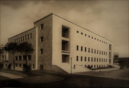 Instytut Mineralogii, kompleks uniwersytecki La Sapienza, Architettura (numero speziale), 1935