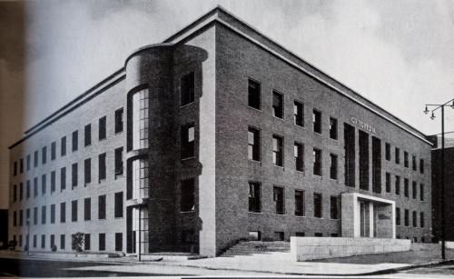 Instytut Ortopedii w kompleksie La Sapienza, Architettura (numero speziale), 1935