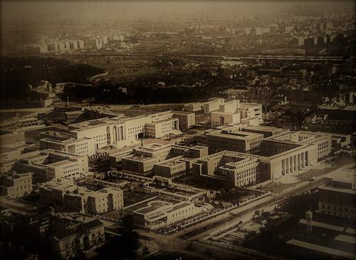 Kompleks uniwersytecki La Sapienza (Città Universitaria), Architettura (numero speziale), 1935