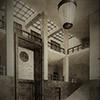 Hol Rektoratu w kompleksie La Sapienza, Architettura (numero speziale), 1935