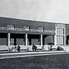 Posterunek milicji uniwersyteckiej (Casermetta della Milizia), kompleks uniwersytecki La Sapienza, Architettura (numero speziale), 1935