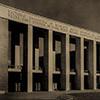 Propyleje (wejście główne) do kompleksu uniwersyteckiego La Sapienza, Architettura (numero speziale), 1935