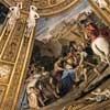 Domenichino, freski absydy, bazylika Sant'Andrea della Valle