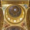 Domenichino, malowidła w żagielkach kopuły bazyliki Sant'Andrea della Valle
