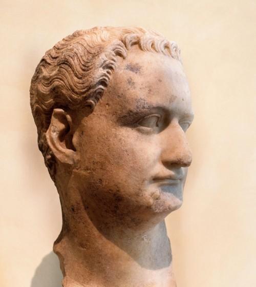 Popiersie Domicjana, Musei Capitolini