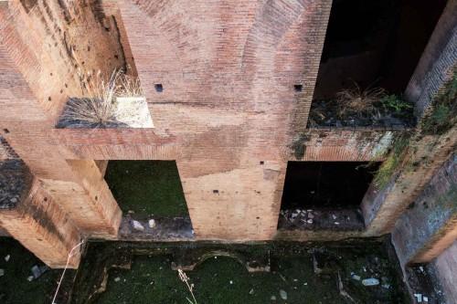 Pozostałości Domus Augustana