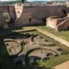 Domus Augustana, trakt prywatnych pomieszczeń