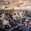 The Battle of Milvian Bridge, after 1520, fragment, Giulio Romano, Hall of Constantine, Musei Vaticani