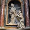 Ercole Ferrata and Melchiorre Caffà, main altar of the Chapel of St. Thomas of Villanova, Basilica of Sant'Agostino