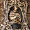 Giuliano Finelli, nagrobek Giuseppe Bonanniego, kościół Santa Caterina da Siena a Magnanapoli