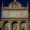 Fontana dell'Acqua Felice (Fontana del Mose), Domenico Fontana