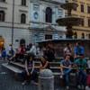 Fontana di Piazza della Madonna dei Monti, Giacomo della Porta