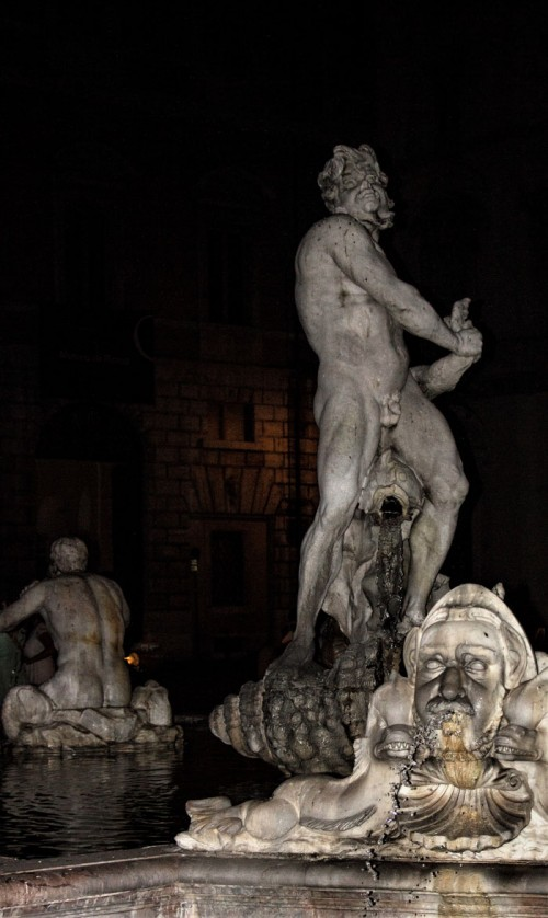 Fontana del Moro, Gian Lorenzo Bernini, Piazza Navona