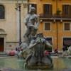 Fontana del Moro, Piazza Navona
