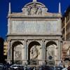 Fontana dell'Acqua Felice (Fontana del Mosè),  Domenico Fontana