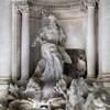 Fontana di Trevi, Okeanos, Pietro Bracci