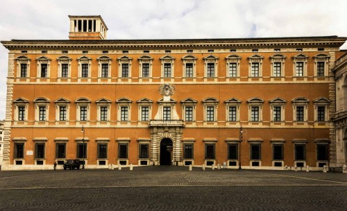 Domenico Fontana, pałac laterański