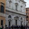 Domenico  Fontana, fasada kościoła San Luigi dei Francesi