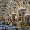 Domenico Fontana, Salone Sistino, Salone Sistino, Vatican Library