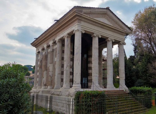 Świątynia Portunusa na dawnym Forum Boarium