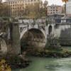 Bridge – Ponte Rotto, the former Ponte Emilio