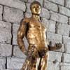 Posąg pozłacanego Herkulesa z Forum Boarium, Musei Capitolini