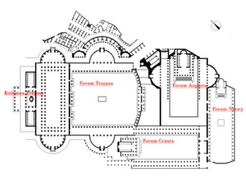 Roman forums, pic. Wikipedia, author 3coma4