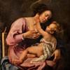 Artemisia Gentileschi, Madonna with Child, Galleria Spada