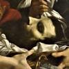 Orazio Gentileschi, Judyta z głową Holofernesa,fragment, Musei Vaticani - Pinacoteca Vaticana