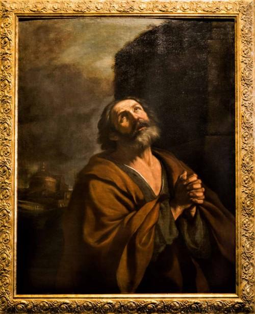 Guercino, Św. Piotr, Museo Nazionale di Palazzo Venezia
