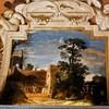 Guercino, Casino Ludovisi, Stanza del Caminetto, jedno z  malowideł stropu