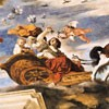 Guercino, fresk Aurora, Casino Ludovisi