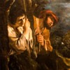 Guercino, Pasterze arkadyjscy - Et in Arcadia ego, Galleria Nazionale d'Arte Antica, Palazzo Barberini