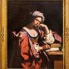 Guercino, Sybilla perska, Pinacoteca Capitolina