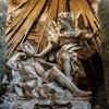 Domenico Guidi, altar of St. Joseph, Church of Santa Maria della Vittoria