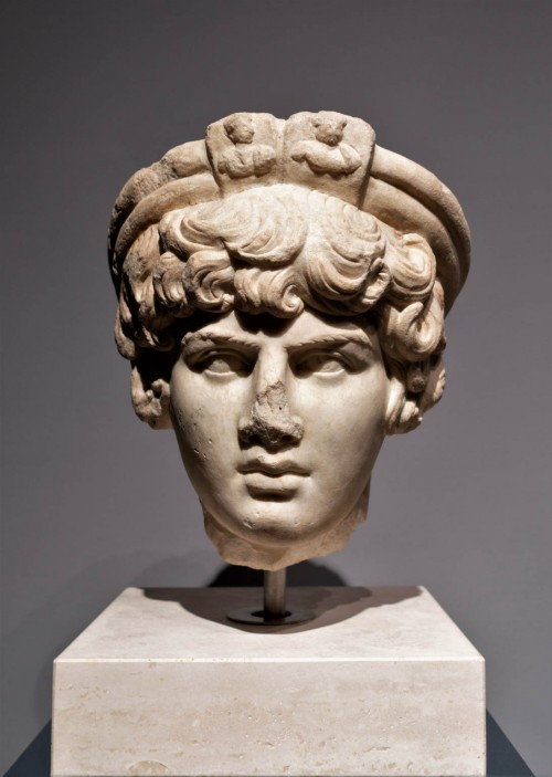 Antinous, faworyt Hadriana, Museo Nazionale Romano, Palazzo Massimo alle Terme