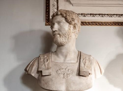 Cesarz Hadrian, Musei Capitolini