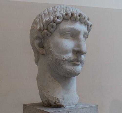 Emperor Hadrian, Museo Ostia Antica