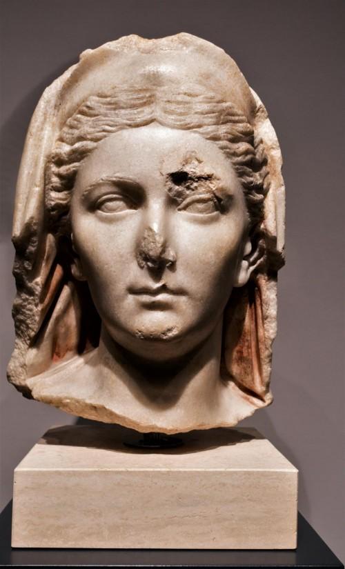 Vibia Sabina, żona Hadriana, Museo Nazionale Romano, Palazzo Massimo alle Terme