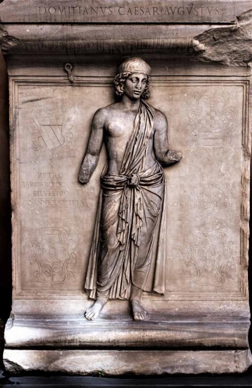 Hadrianeum, Achaja - personifikacja prowincji, Musei Capitolini