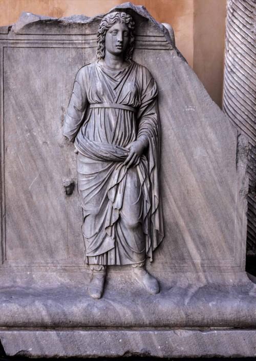 Hadrianeum, Dacia,Libia albo Numidia -personifikacja prowincji, Musei Capitolini