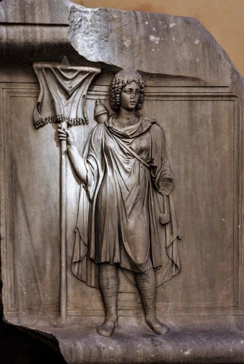 Hadrianeum, Mezopotamia - personifikacja prowincji, Musei Capitolini