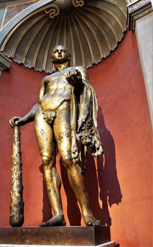 Hercules, Musei Vaticani