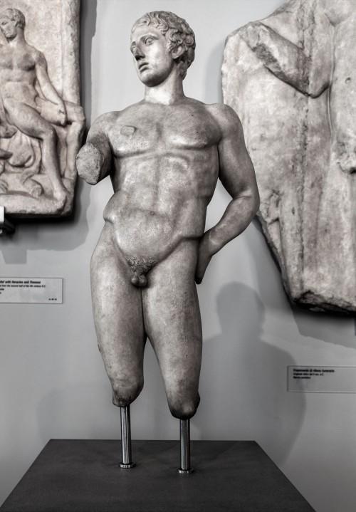 Młody Herkules, Museo Barracco