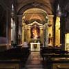 Kościół San Lorenzo in Fonte (Santi Lorenzo e Ippolito), wnętrze, projekt Domenico Castelli
