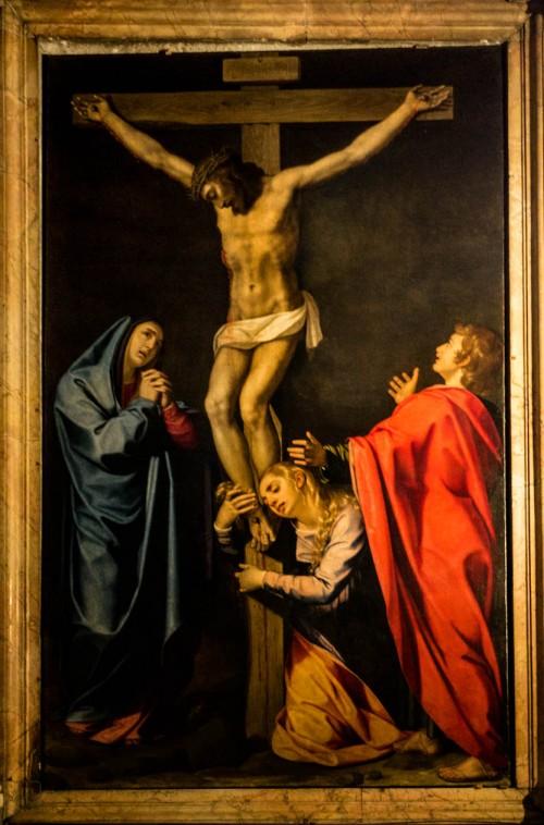 Ukrzyżowanie, Scipione Pulzone, kościół Santa Maria in Vallicella