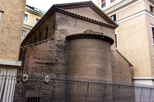 Absyda kościoła San Lorenzo in Piscibus