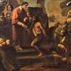 St. Lawrence Distributing Bread to the Poor, Giovanni Battista Speranza, Church of San Lorenzo in Fonte (Santi Lorenzo e Ippolito)